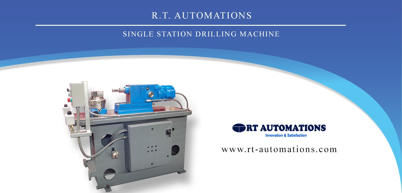 Single Or Multi Head Drilling/tapping Spms Are Used For Achieving Very High Productiion Rates With Desired Accuracy Of Components....for more information visit our site....http://www.rt-automations.com/  Single Station Drilling Machine manufacturer in delhi ncr,  Single Station Drilling Machine manufacturer in noida,  Single Station Drilling Machine manufacturer in gurgaon,  Single Station Drilling Machine manufacturer in faridabad,  Single Station Drilling Machine manufacturer in india,  Single Station Drilling Machine manufacturer in delhi,