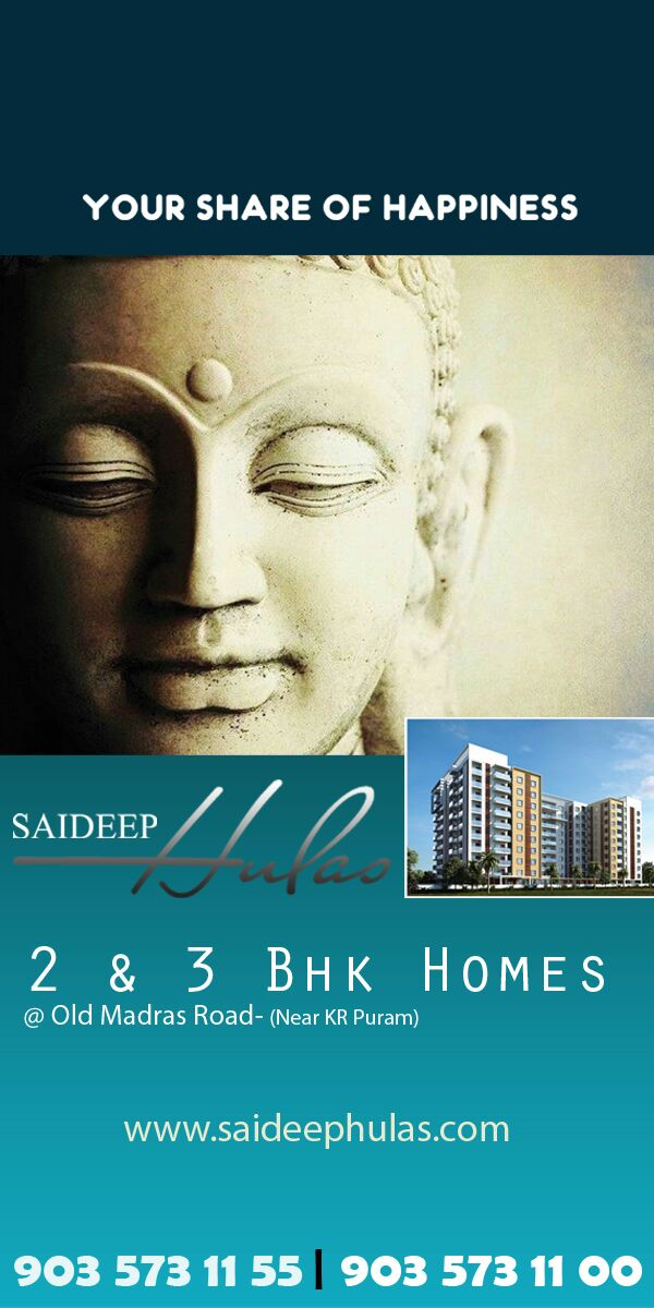 We believe. 'Happiness' gets doubled only when it is spread. We want to give you. 'your share of happiness'.  www.saideephulas.com