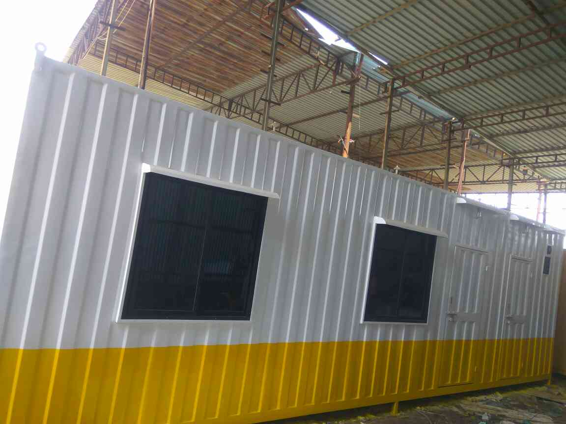 Manufacturer Portable Cabin in Mumbai