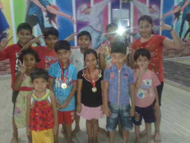 Learn Dance for all age   Best Dance Academy in Bareilly