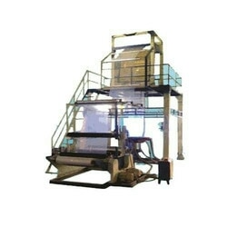 We hold an expertise to offer our esteemed clients a unique range ofBlown Film Plant. This plant is extensively used for producing linear plastic films for meeting the diverse packaging needs of various packaging industries. The provided plant is assembled by our skilled professionals using high grade components and latest technology. Owing to its long operational life and minimum maintenance, the offered plant is much-admired by our esteemed clients.   we are leading manufacturing of blown film plan in vadodara Gujarat India.