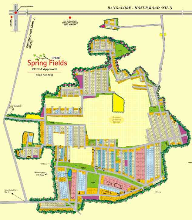 plots for sale near electronic city