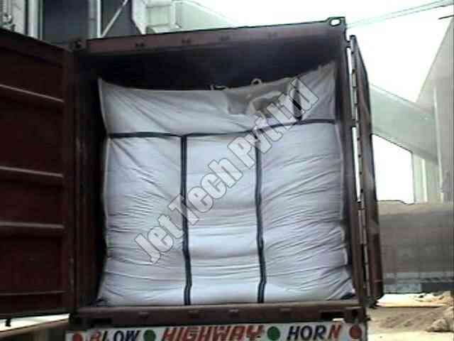 We cater a huge gamut of high quality container liner that is extensively used for packing and transporting bulk materials such as wheat, rice, coffee, pulses etc. We have firmly positioned ourselves as one of the distinguished cargo container liner manufacturers in India. Our truck container liner is manufactured from the uncoated and coated Polypropylene / High density Polyethylene woven Fabric, cross laminated Polypropylene films, Polyethylene heavy gauge film and HDPE Fabric reinforced films.  we are leading manufacturing container liner bags in Vadodara, Gujarat