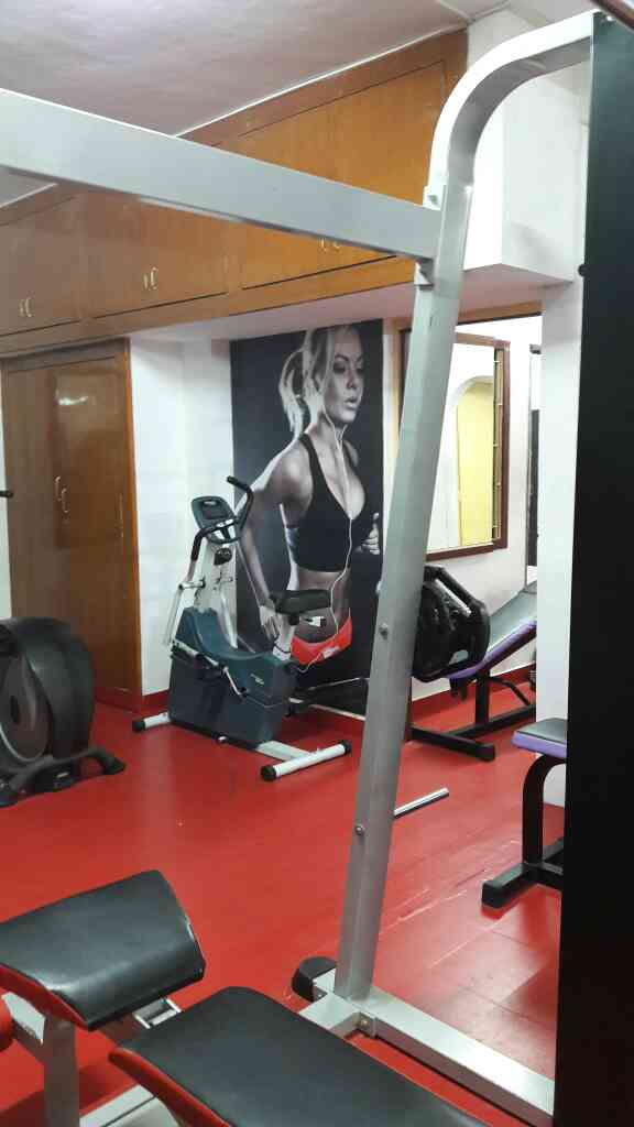 BEST FITNESS CENTER IN CHENNAI.