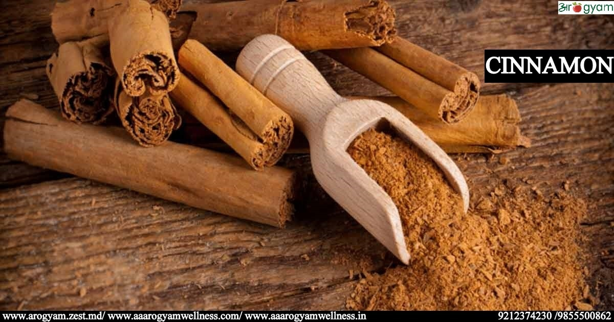 CINNAMON - FIGHTS DIABETES   People with Type-2 Diabetes have difficulty processing insulin, the hormone that tells cells to remove excess sugar from the blood stream. Cinnamon contains a substance that can help cells respond to insulin . The Result ? A reduction of blood sugar levels by an average of 18% to 29%.  TRY TO GET: 1/4 to 1/2 tsp (or one inch stick) a day.  USE IT :  You can add cinnamon in your meals as a spice.   You can have Cinnamon tea or  Cinnamon water Make apple cinnamon shake  Also can be added a stick of cinnamon in your green tea     BEST NUTRITIONIST / DIETICIAN IN DELHI BEST WEIGHT LOSS CONSULTANT IN DELHI