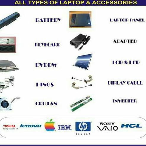 laptop spares