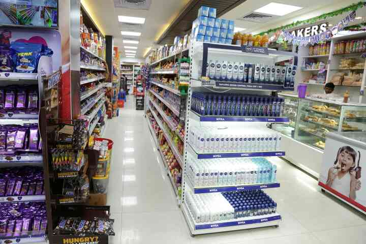 Supermarket Racks in Chennai. Donracks offers a wide range of Supermarket Storage Racks that are manufactured from quality raw materials. Designed as per client's specification these are in high demand and can be availed at reasonable rates. These Supermarket Racks comes in double sided shelf unit and which is more convenient for showcasing the products. For more details contact us.