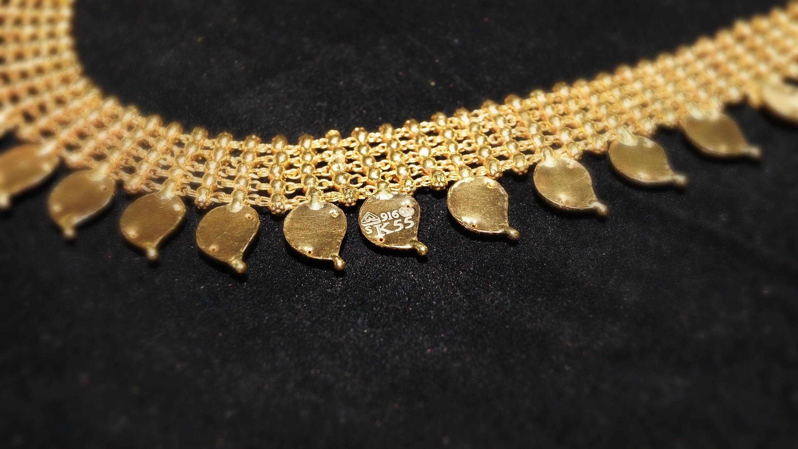 916 Gold Jewellery i