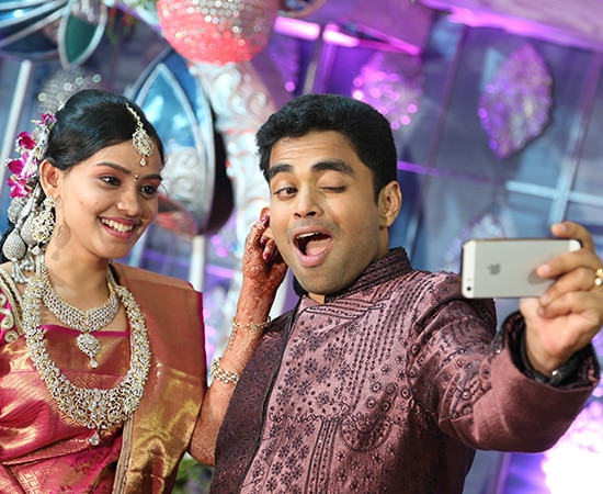 M S Video is the Leading Candid Wedding Photographer in Coimbatore along with latest technology process.   For more info: 9842215929