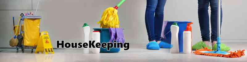 Annapoorna hospitality services is one of the best service provider in house keeping  services in Vadodara Gujarat India.