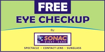 Free eye check up in janakpuri and vikas puri  We have highly trained and experienced professionals to do the eye checkup using latest technology and advance equipments.