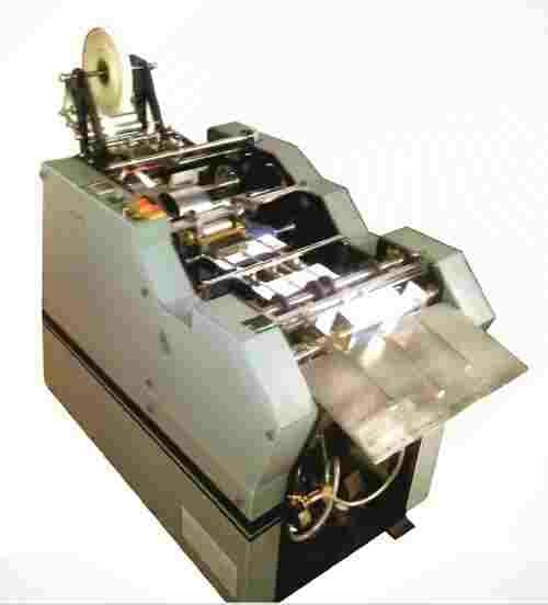 Owing to the expertise in this domain, we the manufacture and supply wide range of Envelope Flap Tap sticking Machine Finish Envelope Size- 4