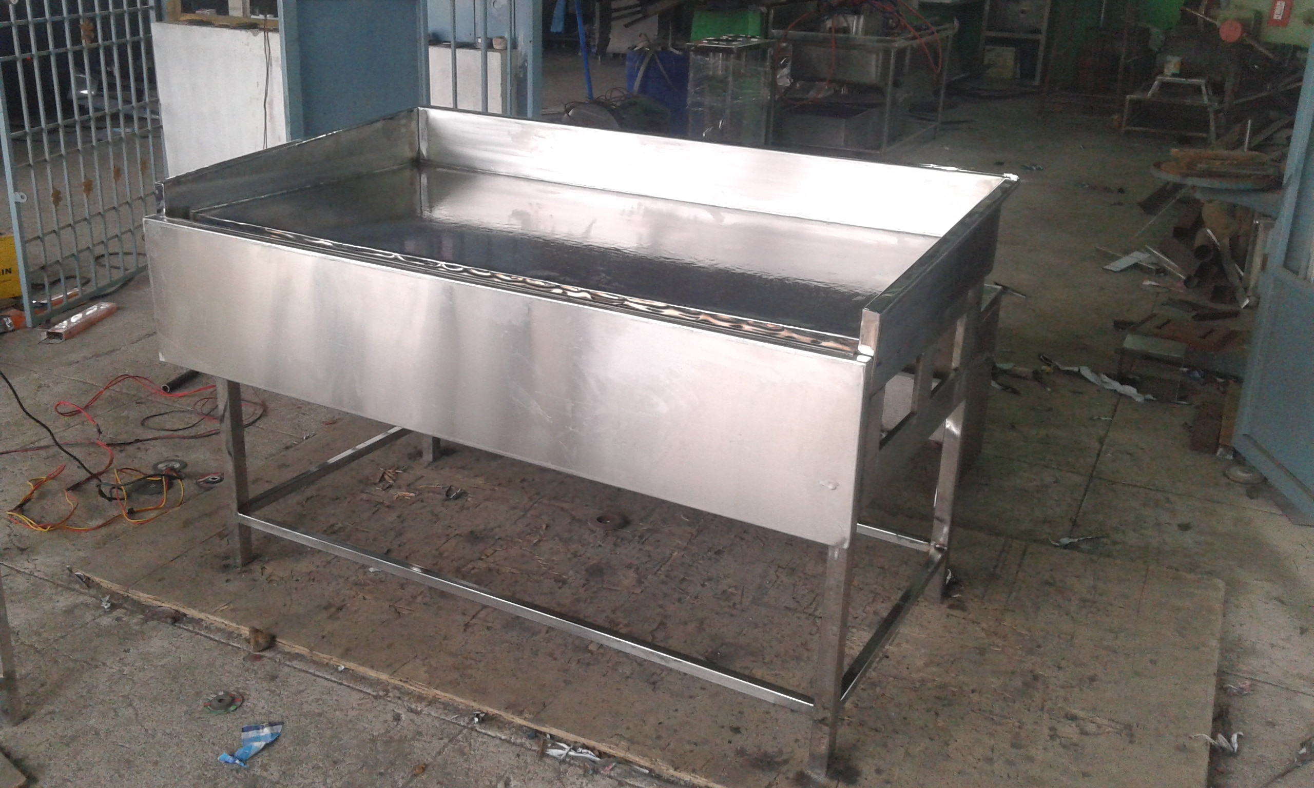 Stainless Steel Dosa Plate Manufacturer in Chennai
