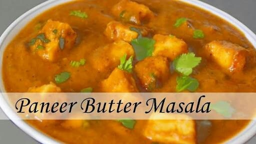 Our Delicious Panneer Butter Masala