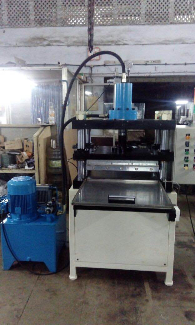 Hydraulic Sealing Machine