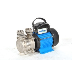 SELF PRIMING CENTRIFUGAL PUMP MANUFACTURERS <br/><br/>WE ARE LEADING MANUFACTURER OF SELF PRIMING CENTRIFUGAL PUMPS.<br/>WHICH IS APPLICABLE FOR DIFFERENT HOUSEHOLD, COMMERCIAL AND AGRICULTURE APPLICATIONS.<br/>SELF PRIMING CENTRIFUGAL PUMP WITH LOW POWER CONSUMPTION.<br/>SELF PRIMING CENTRIFUGAL PUMP IS NORMALLY AVAILABLE IN CF-8M/CF-8(GUN METAL ALLOY 20) AND ALSO AVAILABLE AS PER CUSTOMERS REQUIREMENT.