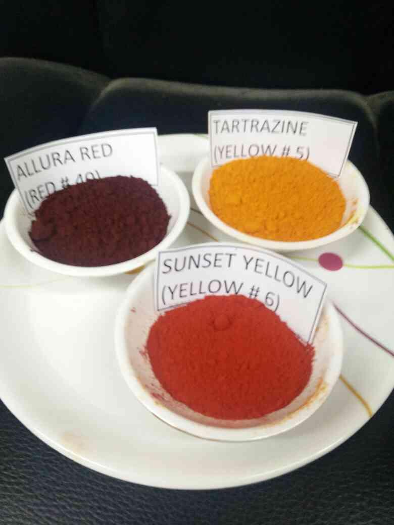 Food Color manufacturer
