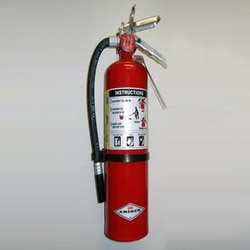 Fire Extinguisher With the support of our skilled team of professionals, we supply and trade a wide range of Fire Extinguishers. This range comprises Mechanical Foam Fire Extinguisher, ABC Fire Extinguisher, Portable Fire Extinguisher, Dry Chemical Powder Type Fire Extinguisher and various others