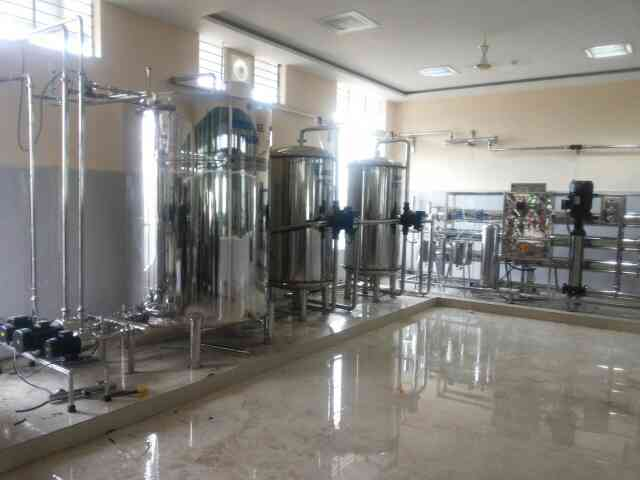 deal in Reverse Osmosis Plant