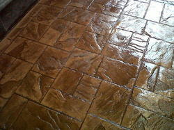 We Are One Of The Leading Service Providers For Stamped Concrete Flooring And Stamped Pathway Flooring In Coimbatore And Chennai.