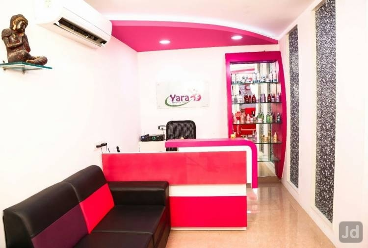Best Ladies Beauty Parlour at Gandipuram  Yara Salon n Spa is the one of the leading Ladies Beauty Parlour located at Gandhipuram, Coimbatore.  For your appointment: 8870930409