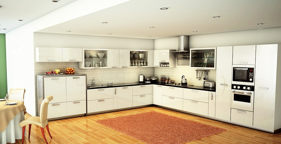 Kitchen items chennai kitchen utensils kitchen for Indian open kitchen ideas