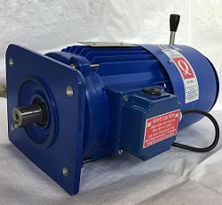 Delta Electricals is Leading Manufacturer of Lift Duty Motor in India.Delta Lift duty motor is specially developed for wind mill lift.This motor is of 1.87KW/2.5HP1410 RPM with insulation class