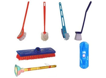 Toilet Cleaning Brushes In Mumbai   We at JKD Enterprises manufacture huge range of tissue products and garbage bags. Apart from this we also trade in housekeeping material. We are one of the leading manufacturers in tissue industry. We are also a leading wholesaler and retailer of cleaning products. We provide all types of cleaning liquids and equipment's for industrial cleaning, corporate cleaning & residential cleaning materials. All your cleaning & housekeeping materials need for all types of industry such as hospitals, hotels, BPOs & LPOs and other corporate sector under one roof