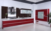 Nicesys® is renowned throughout India as the finest manufacturer of Aluminium Kitchen Cabinets since 1999. Nicesys®, the pioneers of Aluminium Kitchen Cabinet Manufacturers has spectacular showrooms spread across all over Kerala. Nicesys® is committed to provide every customer with its best quality kitchen cabinets.