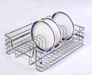 We are the manufacturers of Modular Kitchen Accessories in Kerala