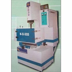 Spark Erosion Machine  We are offering precision engineered machining work through Spark Erosion Machine which are made from grade material. The range is acknowledged for dimensional stability and long service life.  Spark Erosion Machine in Jaipur, Rajasthan, India