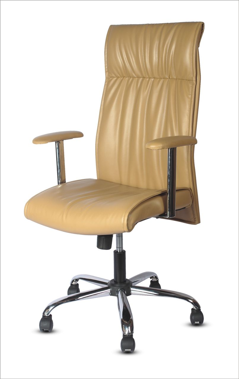 #Best Office Chairs In Mumbai   we are the leading 'Best Office Chairs In Mumbai'. The office chairs designed by us are such that they can be used in an office or at a desk. Thus, these chairs are also used as computer chairs at home. The office chairs manufactured by us are further categorized as ;Best stylish office chairs', modern office chairs and comfortable office chairs. The office chairs are designed by us in such a way that helps in providing the user with a full comfortable way of sitting with no tiredness or back pains. The designs of the chairs are so appealing that if used in an office help it to give a professional look. The three features of our office chairs that help it in making a different chair from any other chair are excellent finishes, innovative style and highly durable. Our wide ranges of stylish and modern office chairs are available in variety of attractive designs and colors. Office chairs manufactured by us comes in different fabrics and can also be customized according to the requirements of different customers. The chairs are also so comfortable that a user can spent plenty of hours sitting on it without any tiredness and thus, are ideal for sitting
