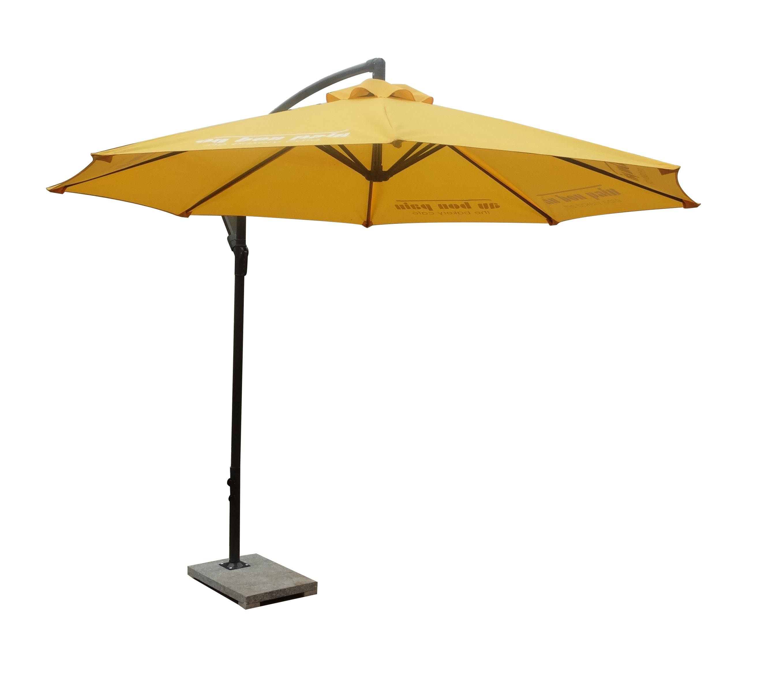 Side pole umbrellas  Light duty and heavy duty  For more details  http://outdoorfurnitures.in/