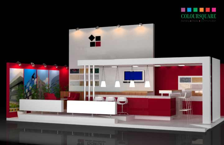 Experience the idea of effectiveness by connecting with the audience with designs that are one of the kind. Get your stalls created for exhibitions spanning on a PAN India level. Promote your products by hiring the team of experts at #Coloursquare. #StallFabrication.  For more information : http://www.coloursquare.net/stall-designing-and-fabrication.php