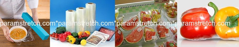 Param Stretch is high quality  food grade