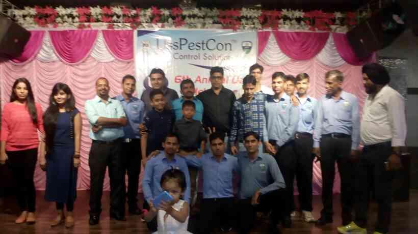 UssPestCon celebrated