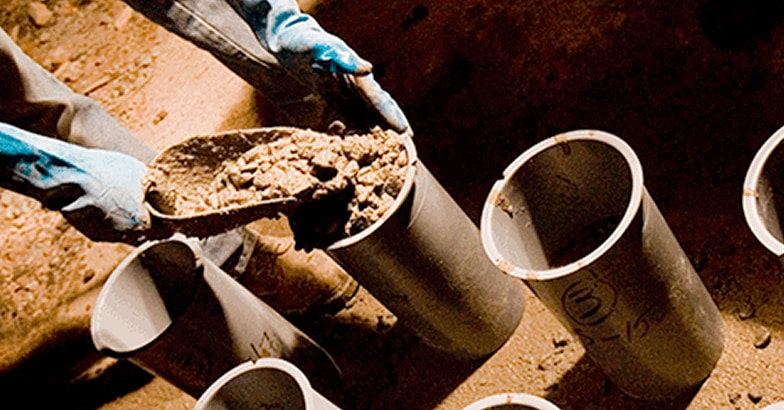 Soil Testing service in Delhi, India  Our experts team and latest equipments provide you services for soil testing, pit mining, and pile foundation service.  For more details http://ground.in/