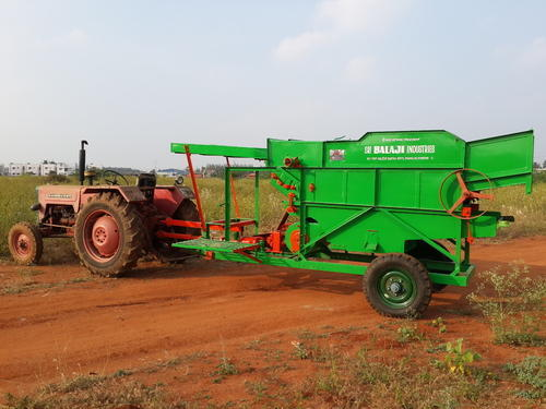 Tractor Operated Multicrop Thresher-4WTSB Tractor operated Multicrop thresher is designed to thresh crops like Paddy, wheat, sunflower, ragi, jowar, and all types of millets.machine is operated with 35hp tractor P.T.O . Request Callback Other Details: Minimum Order Quantity: 1 no For Further Details : Please Contact us : +91 9943023249 Mail Id : sbicbe5@gmail.com SRI BALAJI INDUSTRIES 622/1, ELGI industrial area, Trichy road singanullur, coimbatore-641005, Tamil Nadu, India. M: +91 9943023249 P: +91 (0)422 2573464 E: sbicbe5@gmail.com W: www.coconutmachine.in  Tractor Operated Multicrop Thresher Manufacture in Villupuram Tractor Operated Multicrop Thresher Manufacture in Vellore Tractor Operated Multicrop Thresher Manufacture in Tiruvannamalai