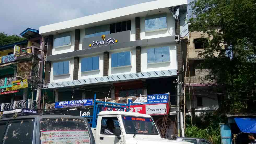 hotel board designed by Mass Sign Marketing at goalghar