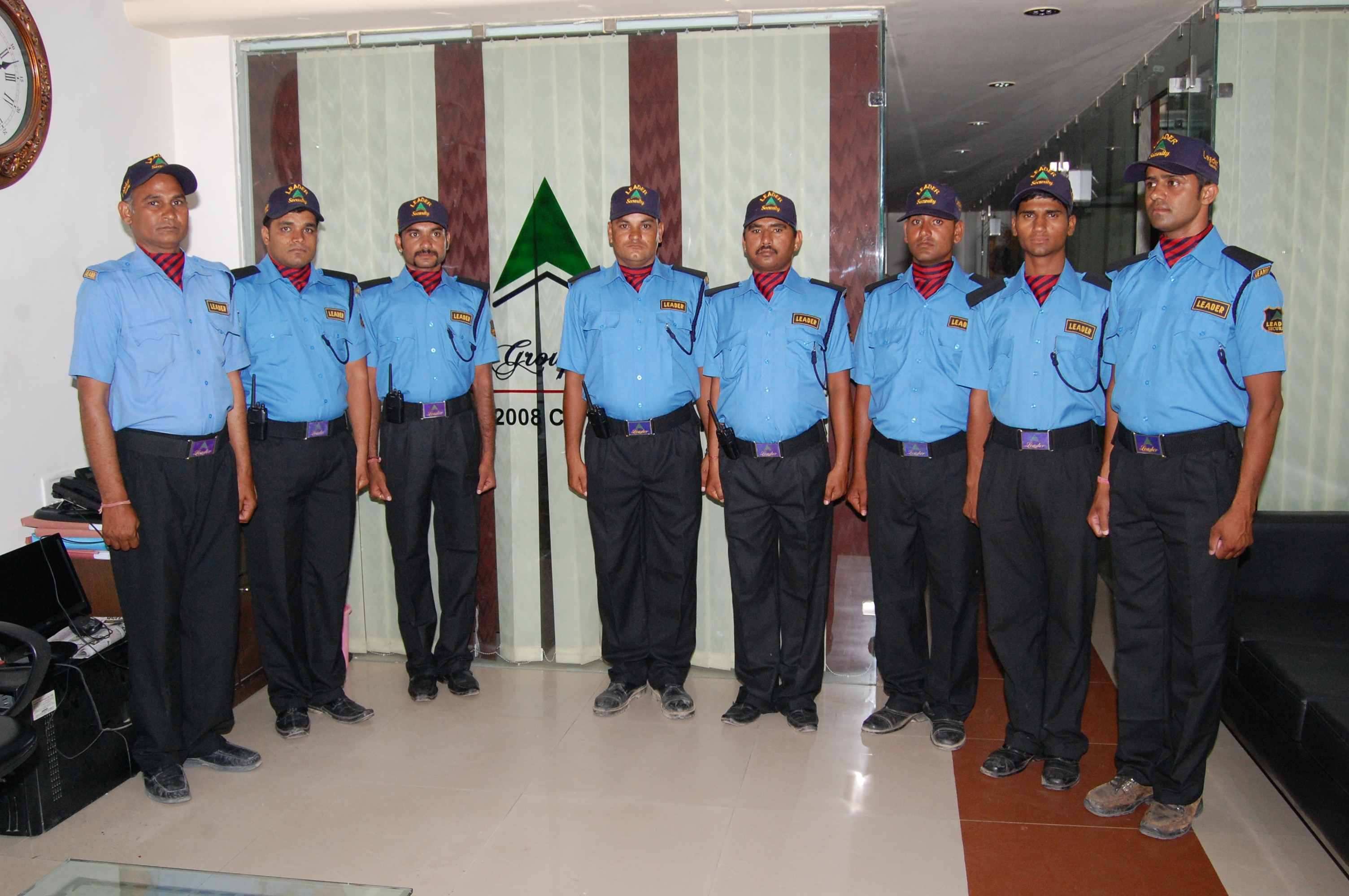 Welcome to Leader Star Security Ltd., INDORE (MP)  Our goal is to make like safer, we work closely with our customers to establish their mission, priorities & performance targets. We strive 100% client satisfaction by providing you with involved, focused and trained security officers.