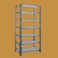 Slotted Angles Racks Manufactures