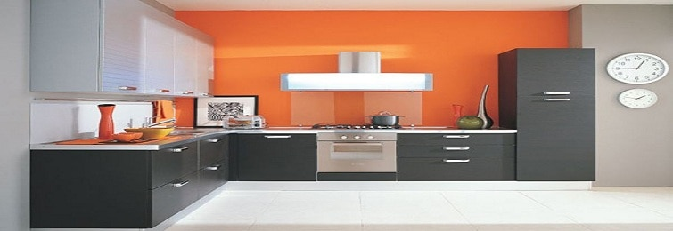 UShape Modular Kitchen Manufacturers in NCR , Gurgaon , Delhi , Noida   If you have wide and enough space then U-shape modular kitchen is the best option for you. Two people can simultaneously work in such kitchen with great ease. Three zones are classified in kitchen area i.e. Cooking zone, appliances zone, dish washing zone.