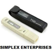 TDS METER    We are stockist for TDS METER. We are located in Hyderabd Ranigunj
