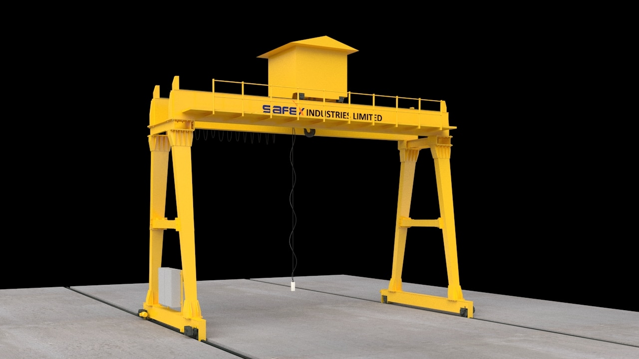 Safex Industries Ltd. is the India's Fastest Growing, Biggest and Leading Manufacturer, Supplier and Exporter of EOT Cranes