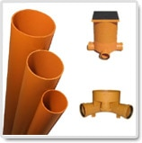 UPVC SWR DRAINAGE SYSTEM SUPPLIERS IN CHENNAI      We are the UPVC SWR Drainage System Suppliers in Chennai.  SWR Drainage pipes confirm to IS: 13592 & fittings confirm to IS: 14735. The system consists of Pipes & Wide range of fittings with various traps to make the system complete. Pipes and fittings are available in 75mm, 90mm, 110mm, and 160mm. Pipes are available in two varieties i.e.   TYPE A - For Ventilation & Rainwater application.  TYPE B - For Soil & Waste discharge system.