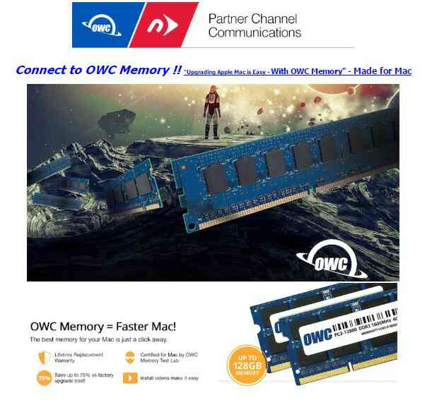 Supplier of OWC USA Branded SSD,  Solid State Drives for Apple MAC in India........ with Warranty  For the best speed, capacity, and performance boost in your ideal workflow, whether it's for content creation, editing, or mission critical data storage, choose an OWC SSD. Proudly designed in Austin, TX, and rigorously lab tested, OWC SSDs deliver unwavering dependability and performance.  AURA Mid-2013 and Later MacBook Air &  MacBook Pro with Retina Display  Aura SSDs for mid-2013 and later MacBook Air and MacBook Pro with Retina display laptops make the impossible possible. With 240GB, 480GB and 1TB capacity options, now you can upgrade your Mac laptop with a capacity boost up to 8x the original PCIe-based flash SSD.  For MORE details, mail us at