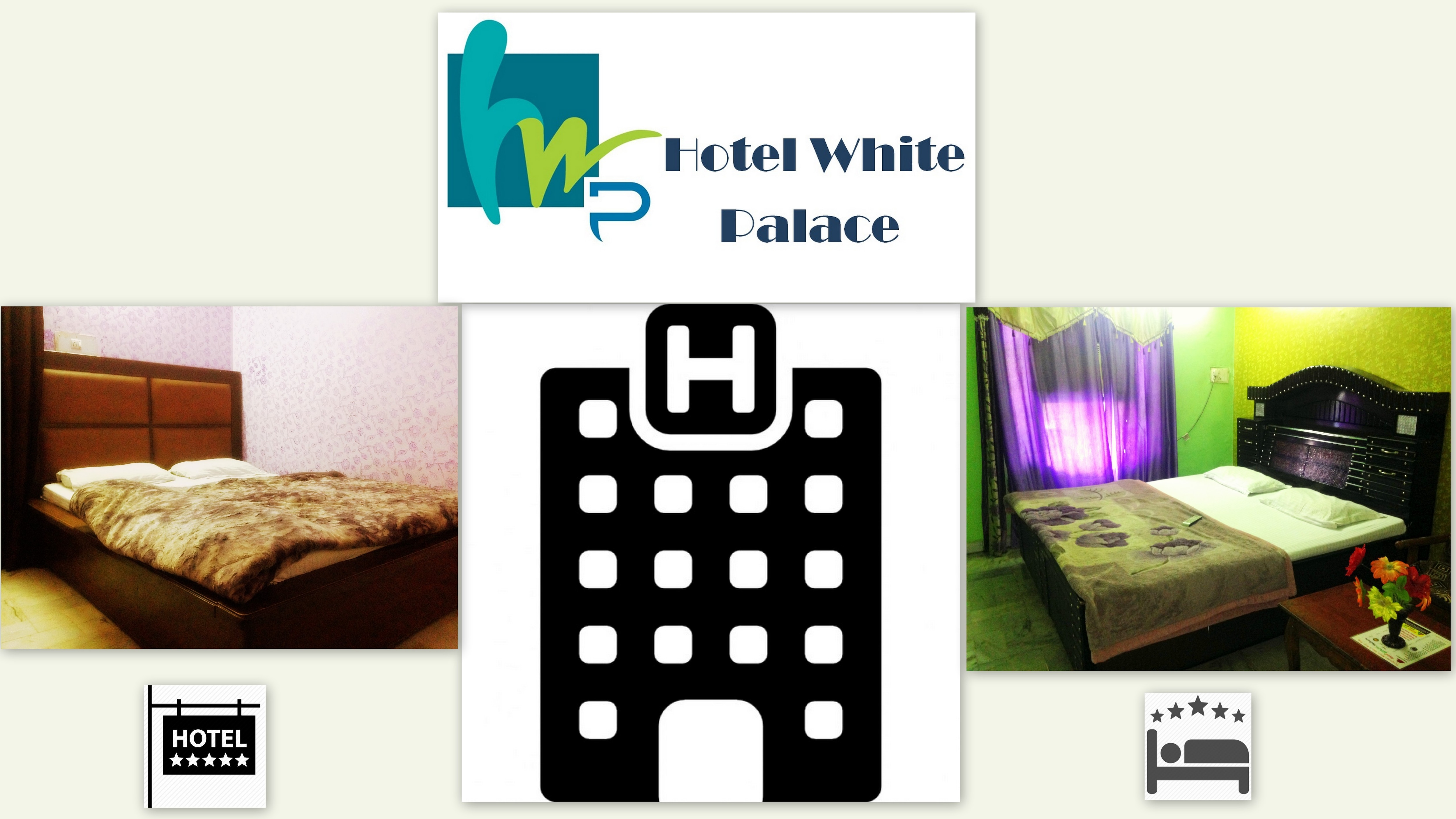 Hotel white palace is best budget hotel in city beautiful Chandigarh. You can get all best services in one palace. Find best deals and offers in hotel white palace in Chandigarh. Hotel white palace provides best luxurious room in sector 42 attawa Chandigarh. Hotel white palace is very near to bus stand sector 43 Chandigarh and sector 42 lake Chandigarh. We have all range of room i.e. below 700, 800, 900, and 1000 in Chandigarh.