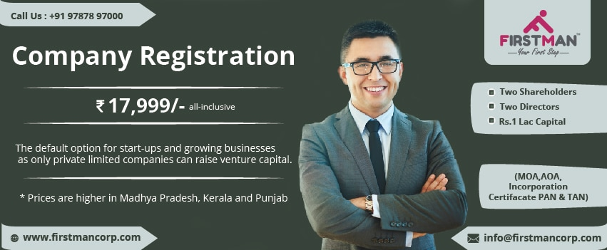 Company Registration in Madurai  For Further Details www.firstmancorp.com