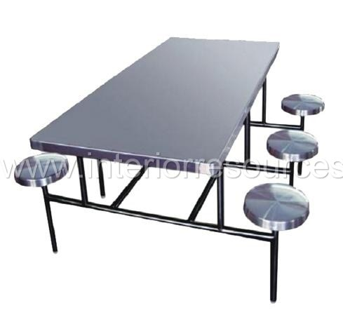 Cafeteria Furniture in Gurgaon  Customized cafeteria table and chairs in different color and finishes