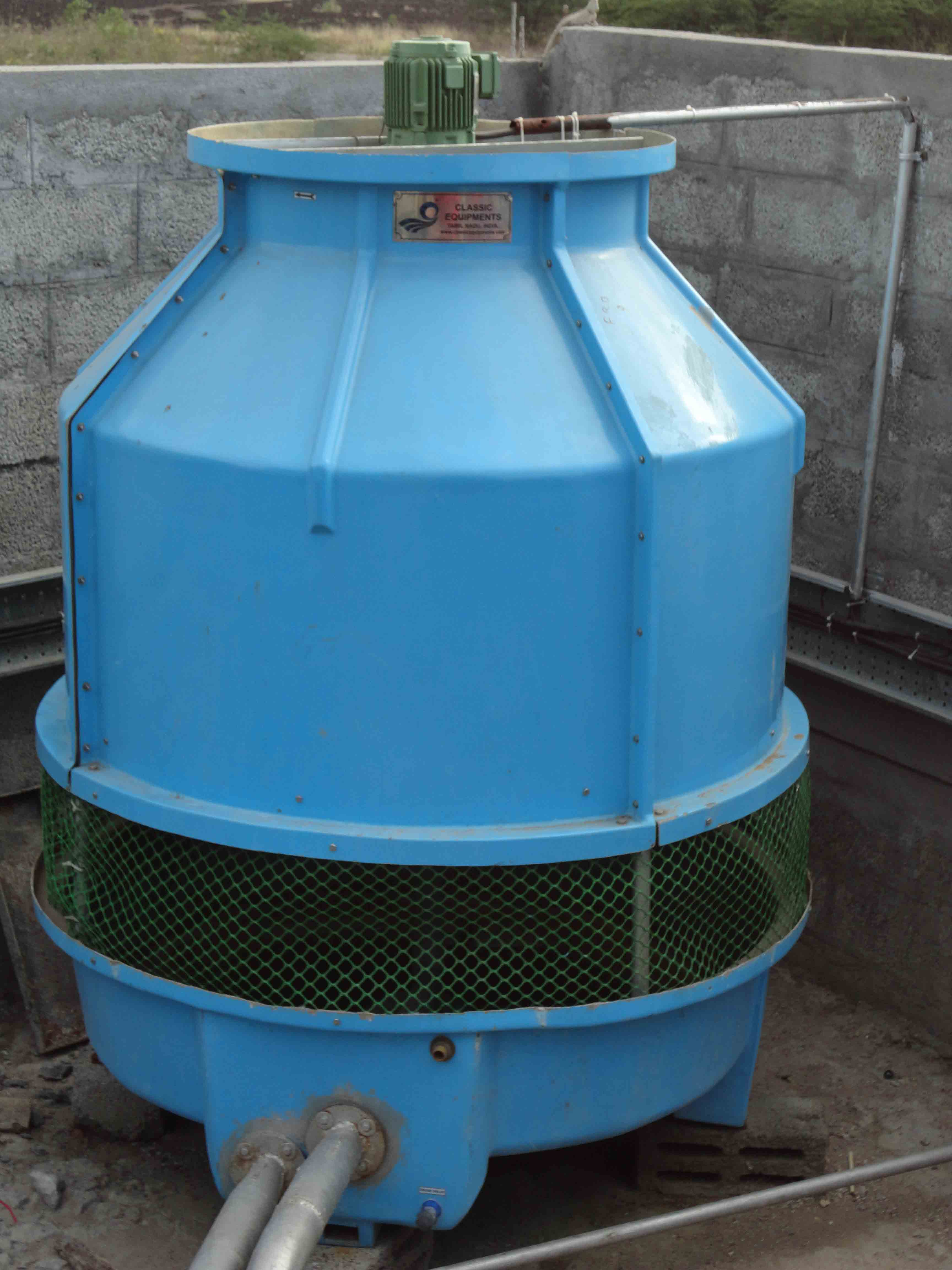 Round Cooling Towers Manufacturers In Coimbatore  We are manufacturing a wide range of cooling towers